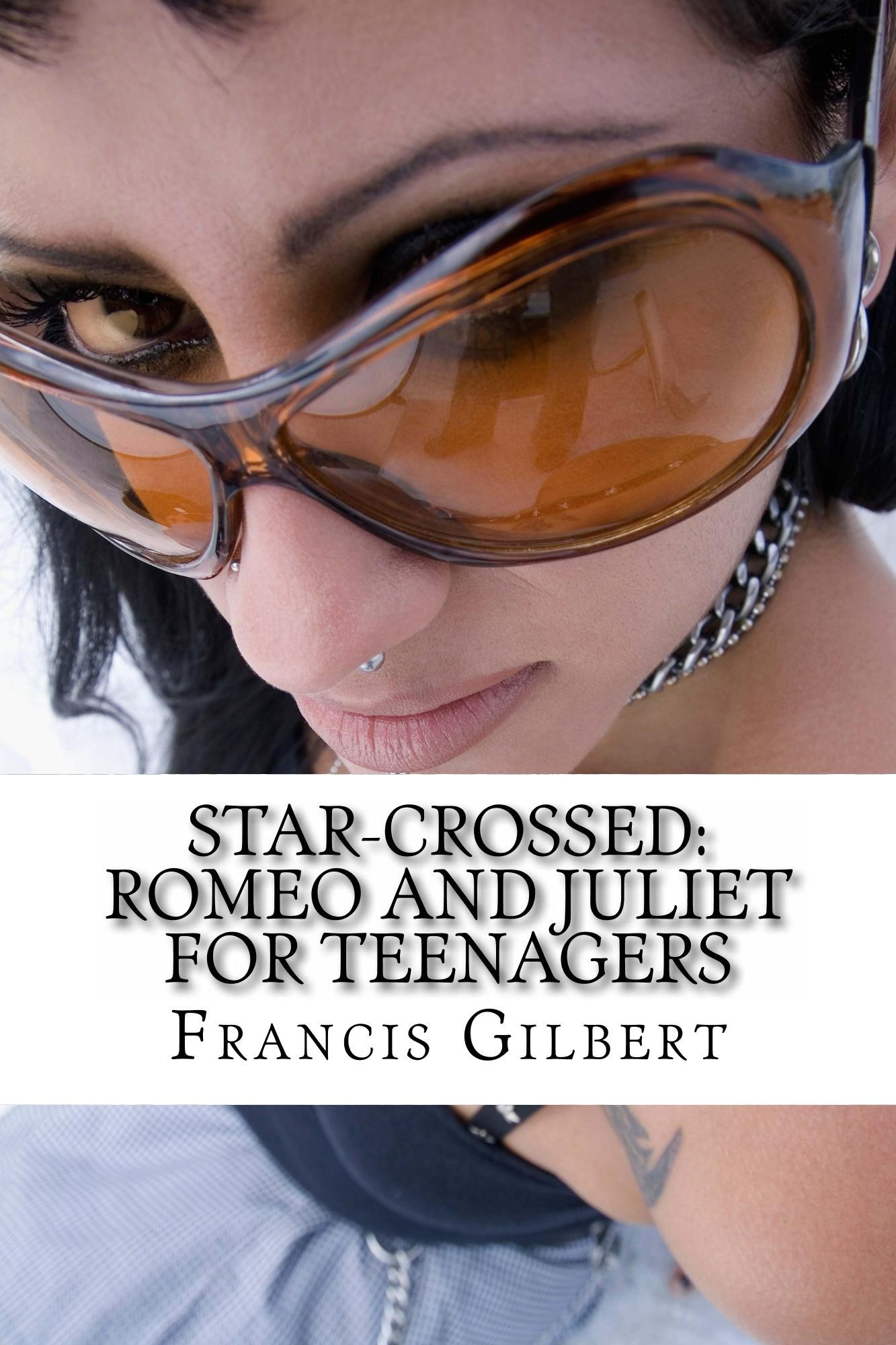 Romeo and Juliet Star-Crossed Lovers Quote