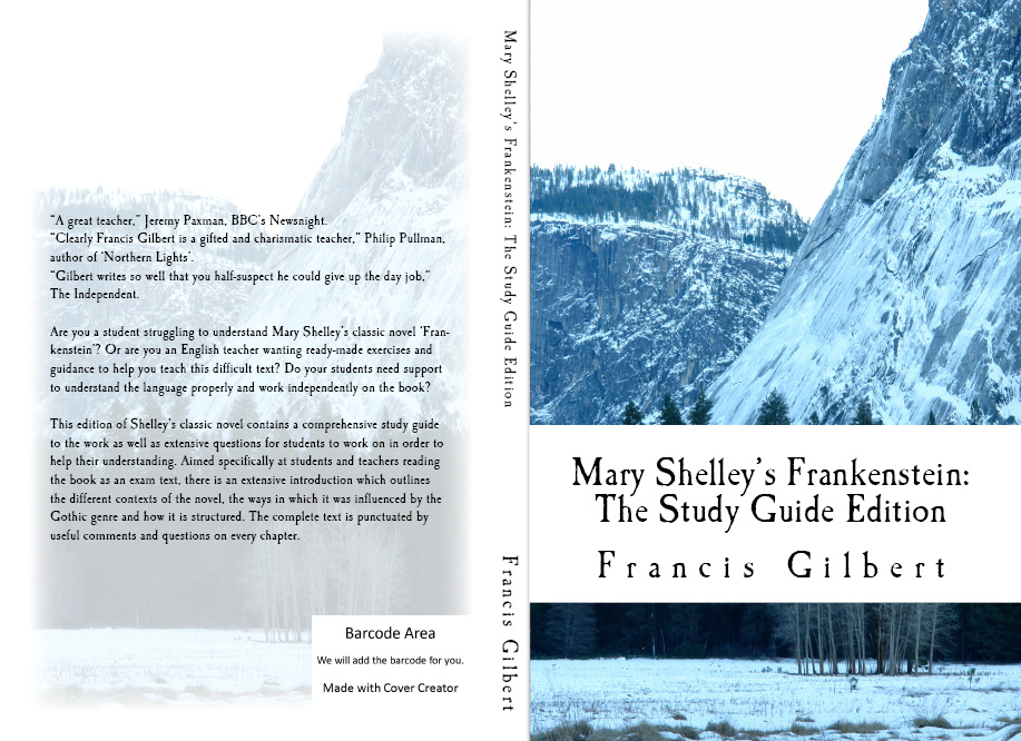 Mary Shelley's Frankenstein: The Study Guide Edition | Francis Gilbert